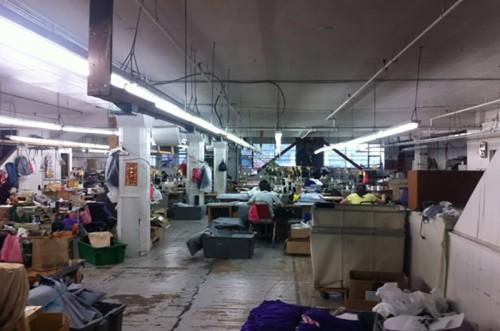 1019 Market Interior Before